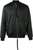 Blood Brother Sunsilk bomber jacket - men - Polyester/Cotton/Spandex/Elastane - XS