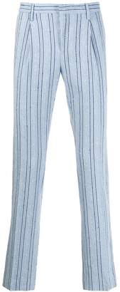 Entre Amis striped trousers