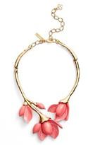 Oscar de la Renta Women's Magnolia Necklace