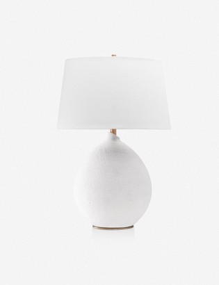 Lulu & Georgia Ariana Table Lamp, White