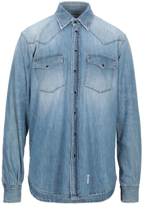 DEPARTMENT 5 Denim shirts