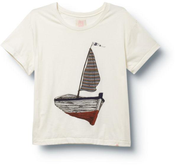 Quiksilver Shipwreck Tee
