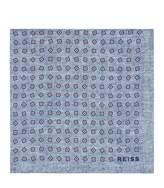 Reiss Jeremy Silk Pocket Square