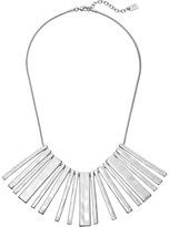 "Lauren Ralph Lauren Downtown Chic 18"" Chain Necklace w/ Bar Drops"