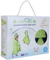 Cuddledry Cuddleroar Toddler Dress Up Towel