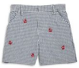 Florence Eiseman Baby's Checked Seersucker Shorts
