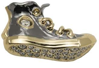 Alexis Bittar Two Tone High Top Sneaker Slide