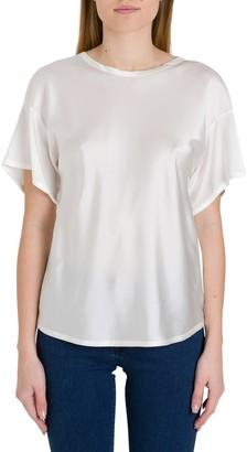 Mauro Grifoni Satin T-shirt