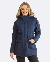 Roxy Womens Chopped Out Jacket