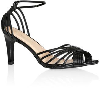 City Chic Bellucci Heel - black