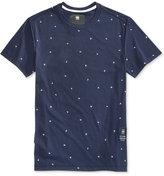 G Star RAW Men's Alphabet Graphic-Print T-Shirt