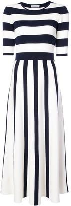 Gabriela Hearst Striped Knit Dress