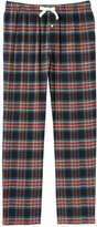 Joe Fresh Men's All Over Print Sleep Pant, Carmine Red (Size M)