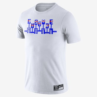 Nike Men's NBA T-Shirt Detroit Pistons x Filip Pagowski