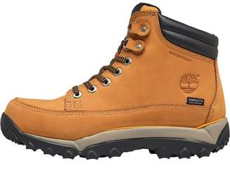 Timberland Mens Rime Ridge Mid Waterproof Hiking Boots Wheat