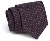 Todd Snyder Hand-Finished Tie in Navy Dot