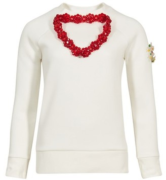 MONCLER GENIUS 4 Moncler Simone Rocha jewel collar sweater