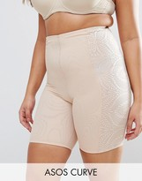 Asos SHAPEWEAR New Improved Fit Control Lace Shorts