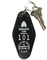 Three, Potato, Four Beekeepers Keychain
