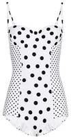 Dolce & Gabbana Polka-dot swimsuit