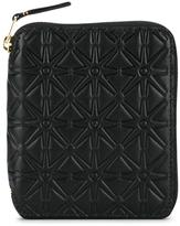 Comme des Garcons SA210E Embossed Leather Line Wallet