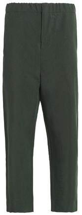 Marni Cropped Twill Straight-leg Pants