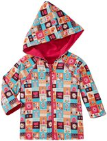 Zutano Tiny Town Hoodie (Baby) - Multicolor-18 Months