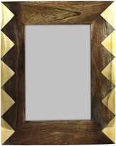 Azzure Home Sawtooth Edge Photo Frame (5x7)