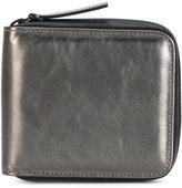 Ann Demeulemeester zip-around wallet