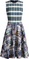 Polo Ralph Lauren Ralph Lauren Madras Fit-and-Flare Dress