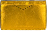 Alexander McQueen classic cardholder - men - Leather - One Size