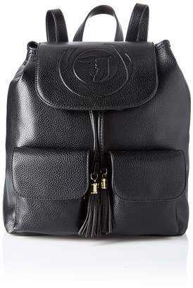 Trussardi Jeans T-easy City Quilt Bauletto Md Womens Top-Handle Bag