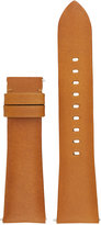 Michael Kors Access Women's Bradshaw Luggage Leather Smartwatch Strap MKT9004
