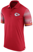 Nike Men's Kansas City Chiefs Early Season Polo Shirt