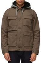 Tavik Men's Droogs Field Jacket With Detachable Hood