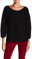 Zadig & Voltaire Bali Wool Blend Sweater