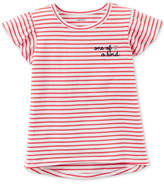Carter's Poppy Stripe Top, Toddler Girls