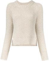 Bassike chunky knit jumper - women - Nylon/Yak/Lambs Wool - 8