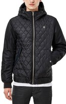 G Star Men's Meefic Hybrid Quilted Jacket