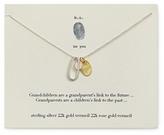 BU Grandparent's Link Necklace