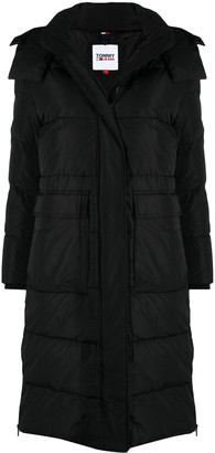 Tommy Hilfiger Oversized Puffer Coat