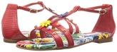 Dolce & Gabbana Escape Jeweled Sandal (Little Kid/Big Kid)