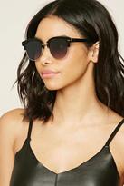 Forever 21 FOREVER 21+ Browline Square Sunglasses