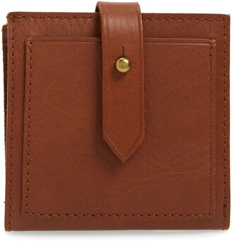 Madewell The Post Billfold Wallet