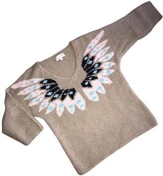 Paul & Joe Beige Cashmere Knitwear for Women