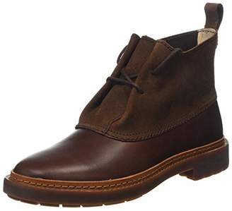 Clarks Women's Trace Fawn Ankle Boots, Brown (Dark Tan)
