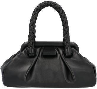 Miu Miu Braided Top Handle Tote Bag