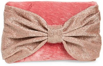 Rachel Parcell Bow Clutch