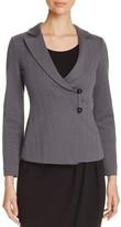 Armani Collezioni Zigzag Pattern Jacket