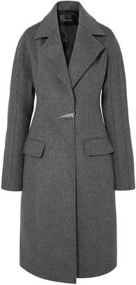 Thierry Mugler Dolmen Wool-felt Coat